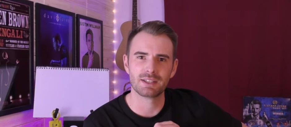 New - Interview with Richard Jones