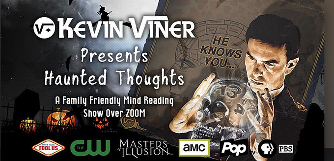 Kevin Viner Online Show