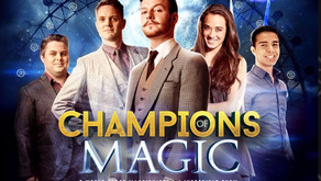 Champions Of Magic (UK dates)