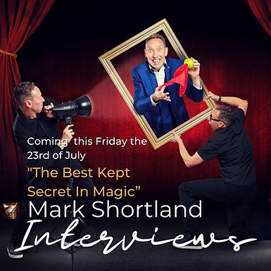 Mark Shortland Interview Coming This Friday