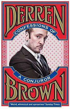 Derren Brown E-Book On Promotion