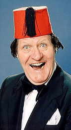 Magicians of Yesteryear:  Tommy Cooper