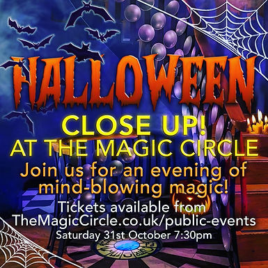 Magic Circle Halloween Show