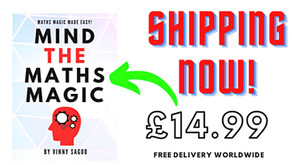 """Coming Soon: New Review of Neo Magic Book - """"Mind The Maths Magic"""""""