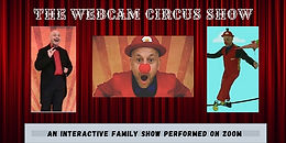 The Webcam Circus Show (English)by Tonino Scalia