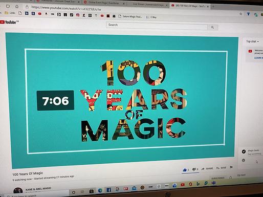 "Mini Review of Kane & Abel: ""100 Years Of Magic"" Free Workshop"