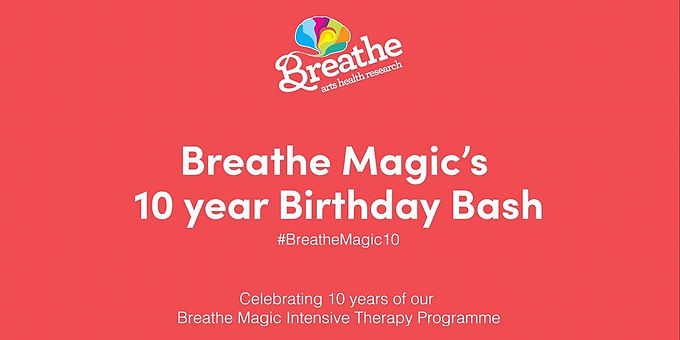 Breathe Magic's 10 Year Bash
