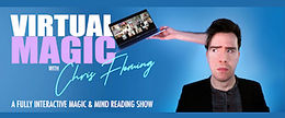 Interview with Chris Fleming - Elite Magician & Mind Reader