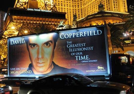 Magician of the Week - David Copperfield