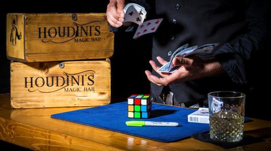 Houdini's Magic Bar -  Broadstairs and Canterbury