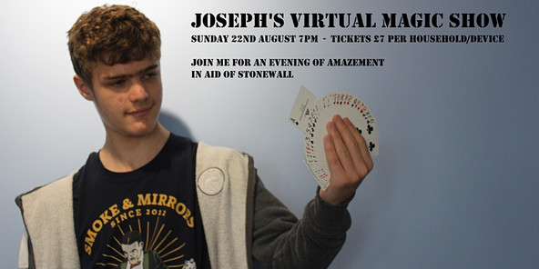 Josephs Virtual magic Show