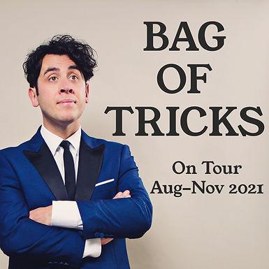 "Pete Firman 2021 ""Bag of Tricks"" Tour"