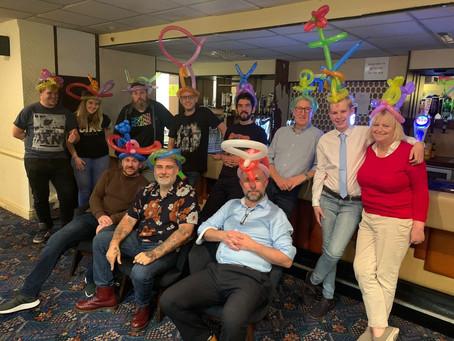 Club Night Report 06/10 - Ballooning Around With Adam Edgeley