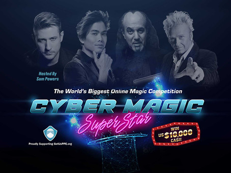 Cyber Magic Superstar