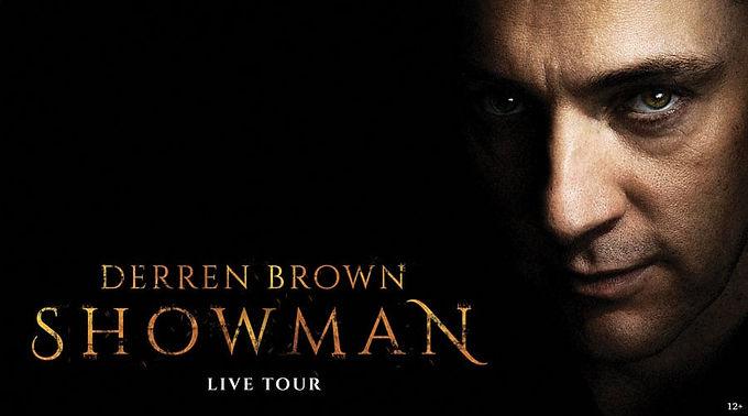 Derren Brown 2021/22 Tour Dates