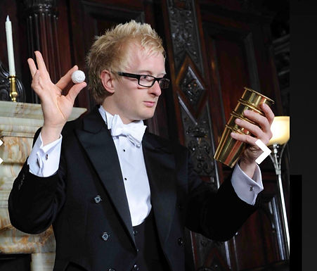 """Magic Masterclass for Beginners with Tony Middleton """"Sonic"""""""