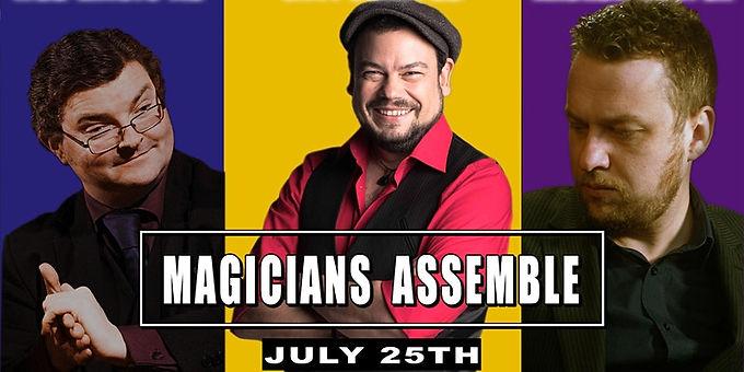 Magicians Assemble