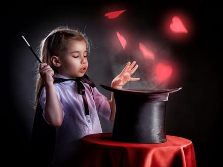 Kids Magic Tricks and Resources