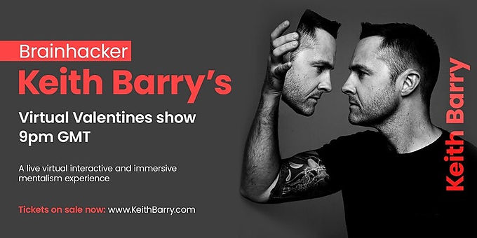 Keith Barry's Brain Hacker