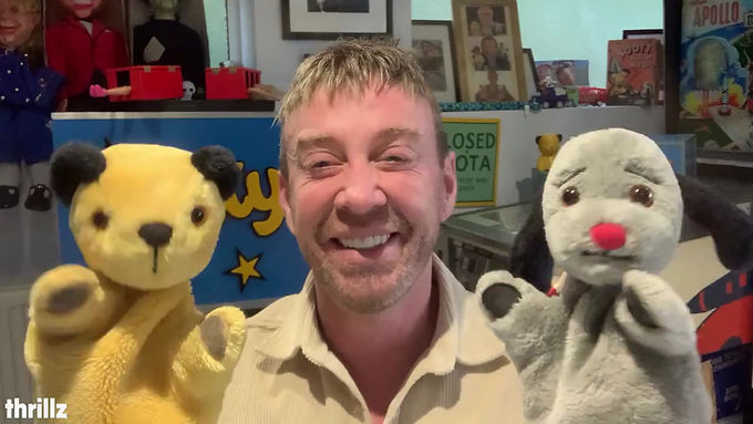 "New ""Sooty and Sweep"" Site Welcome Video"