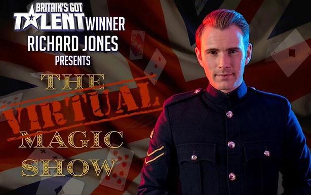 """Richard Jones """"Fan Gift"""" Show"""