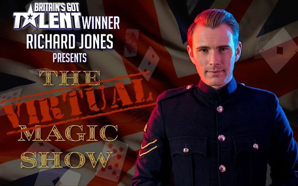 New Online Richard Jones Shows