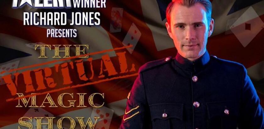 """New Interview Incoming - """"Richard Jones"""""""