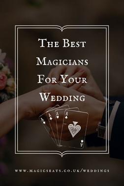 Magic Seats - Weddings