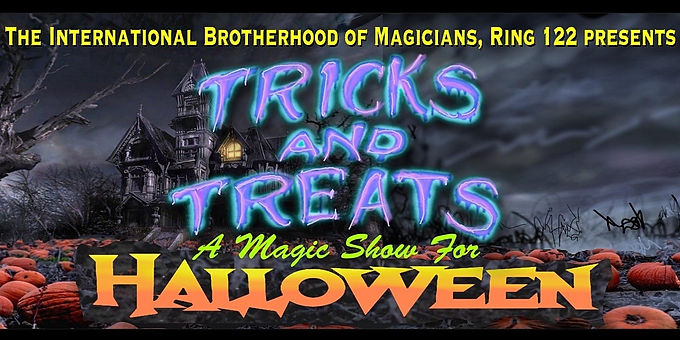 I.B.M Ring 122 Presents Tricks And Treats