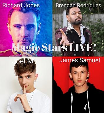 Magic Stars Live
