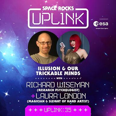 Space Rocks Uplink With Laura London