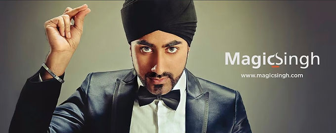 Magic Singh Zoom Shows Available For This Weekend