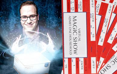 Scott Green - Virtual Magic Show