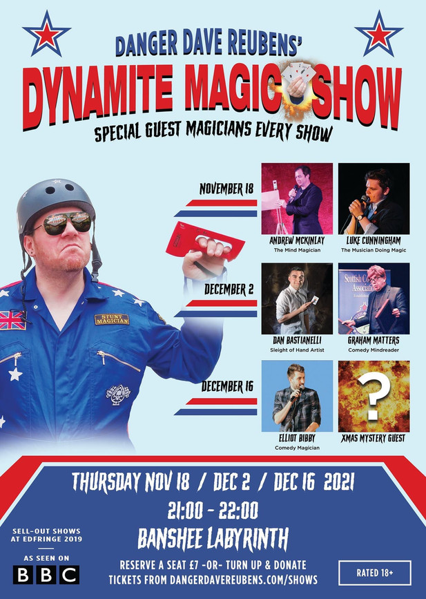 Dynamite Magic Show