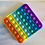 Thumbnail: Rainbow Bubble Popper -Square