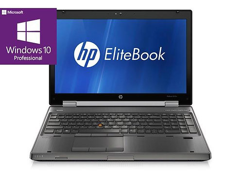 Hewlett Packard EliteBook 8570w