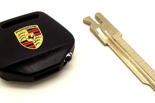 Porsche 911 964 993 Crested Key Head & Blank Key