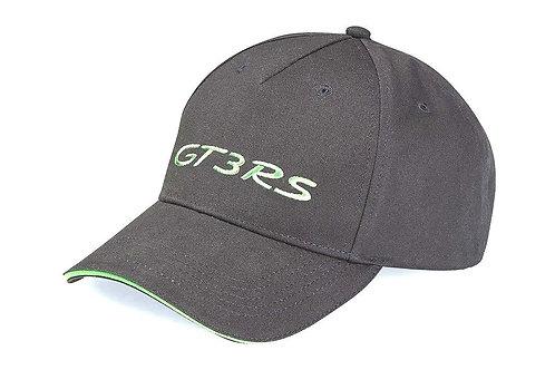 Porsche Drivers Selection GT3RS Cap Hat Black & Lizard Green