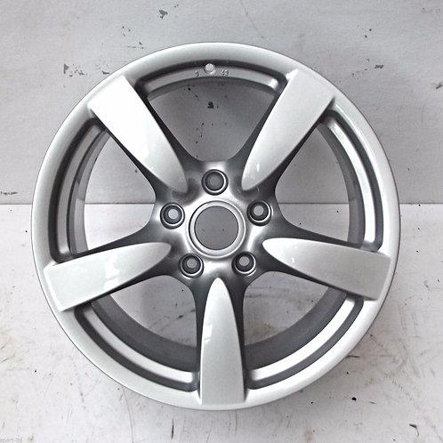 "Porsche Cayman S 9x18"" Refurbed Rear Alloy Wheel"