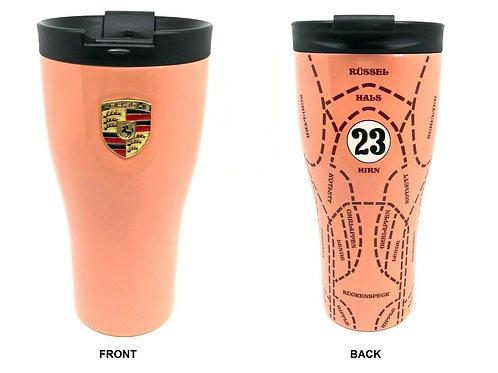 Porsche Drivers Selection Pink Pig Thermal Beaker