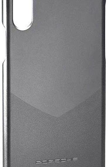 Genuine Porsche Apple iPhone 8 Black Snap On Phone Case