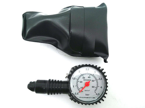Genuine Porsche Tyre Pressure Gauge