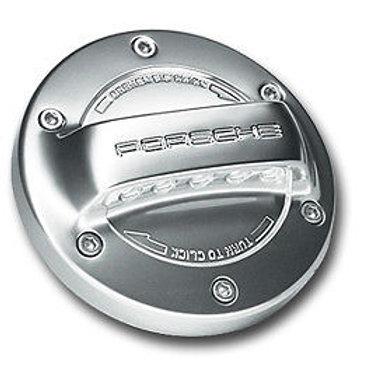 Genuine Porsche Aluminium Look Fuel Tank Cap