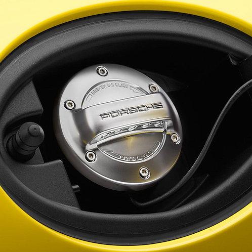Genuine Porsche 718 982 Aluminium Look Fuel Tank Cap