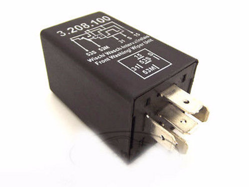 Porsche 924 944 924S Intermittent Wiper Relay