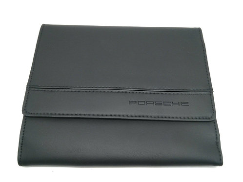 GENUINE PORSCHE OWNERS MANUAL / BOOK PACK WALLET