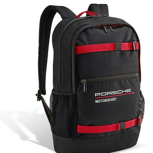 Porsche Drivers Selection Motorsport Fanwear Collection Backpack Rucksack