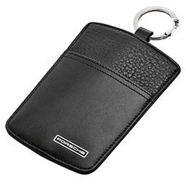 Genuine Porsche Leather Sport Classic Key Pouch