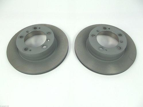 Porsche Boxster 2.5 2.7 Pagid Front Brake Discs