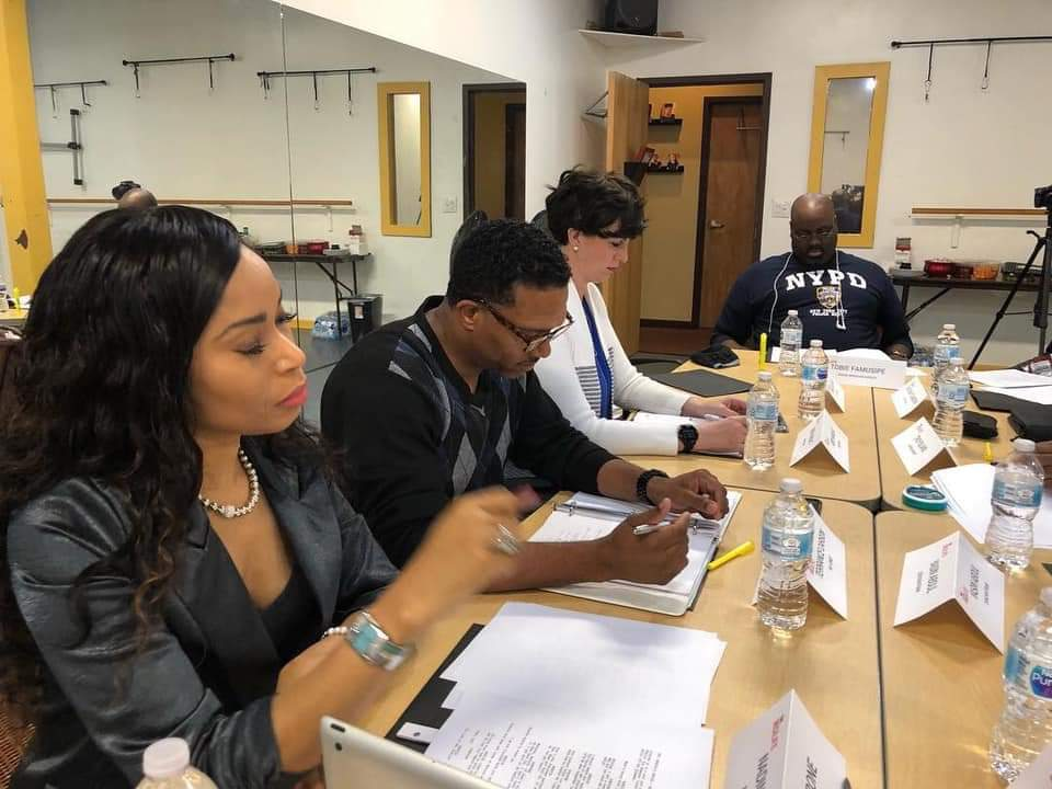 The MidLife Episode 2 Table Read